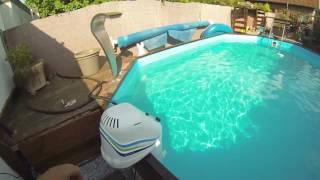 Pool Heizung selbst gemacht  Funktioniert einwandfrei !!