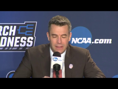 News Conference: UMBC & Virginia - Postgame