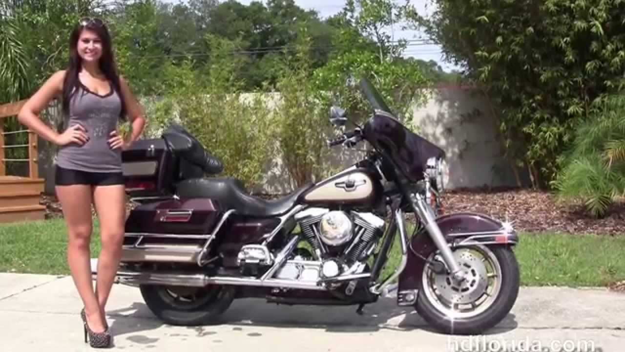 Used 1998 Harley Davidson FLHTC Electra Glide Classic Motorcycles for sale