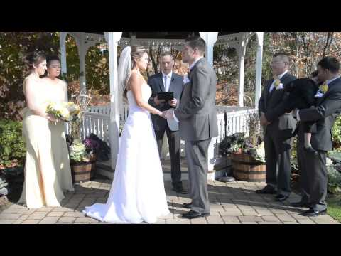 Wedding at Olde Mill Inn Basking Ridge NJ By Alex Kaplan Photo Video Photobooth Specialists HD