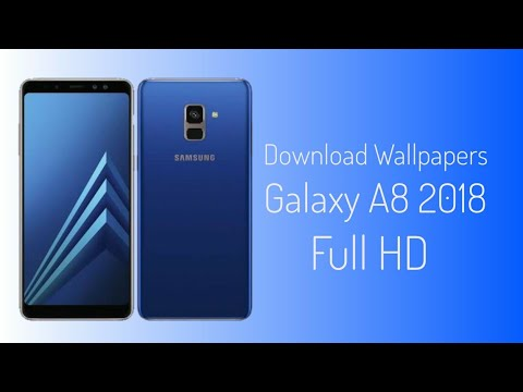Download Wallpapers Galaxy A8 2018 Full Hd Youtube