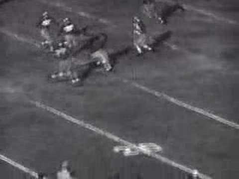 Notre Dame vs. USC - 1946, 1947, 1948