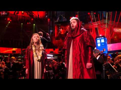 ▶ Doctor Who at the Proms 2013 The Rings of Akhaten