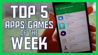 Top 5 Android apps of the week 12/2/16