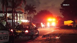 Thugs Tie Up Elderly Couple During Home Invasion In Downey