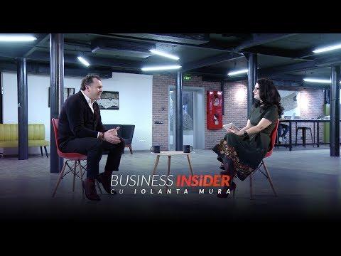 BUSINESS INSiDER cu Iolanta Mura și Corneliu Său, cofondator TANDEM