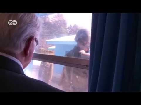 Korea: Steinmeier besucht Grenzanlage | Journal