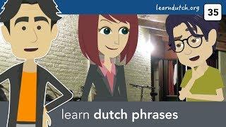 Dutch grammar applied: the simple past tense (imperfectum / onvoltooid verleden tijd)