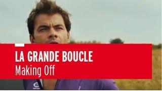 Making off  du film La Grande boucle, avec Clovis Cornillac