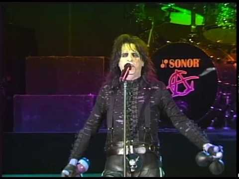 ALICE COOPER   Muscle Of Love  2004  LiVE