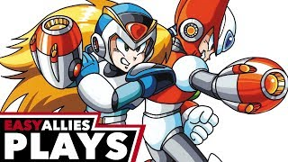 Easy Allies Plays the Mega Man X Legacy Collection