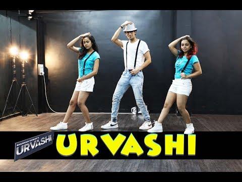 Urvashi Dance Cover | Shahid Kapoor | Yo Yo Honey Singh | Mohit Jain's Dance Institute