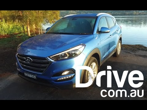 Hyundai Tucson Elite Review | Drive.com.au