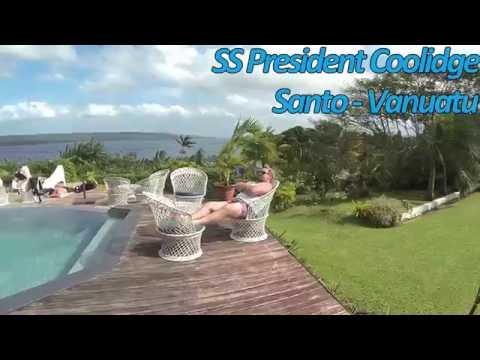 SS President Coolidge - Vanuatu by Go Dive Tasmania