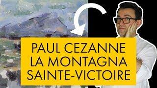 Paul Cezanne - la montagna Sainte Victoire
