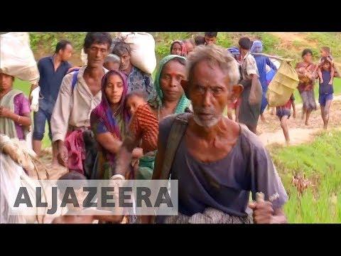 Rakhine violence pushes more Rohingya refugees to Bangladesh