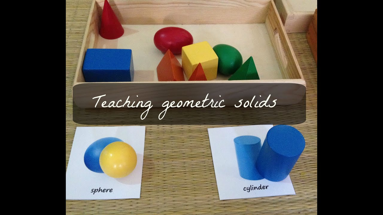 5 Fun, Hands-on Ways To Teach 3D Geometric Shapes To