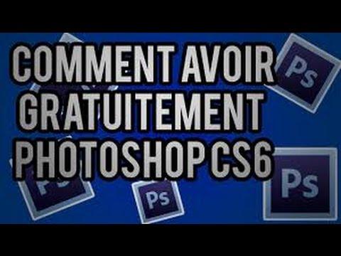 comment telecharger photoshop cs6 gratuit mac