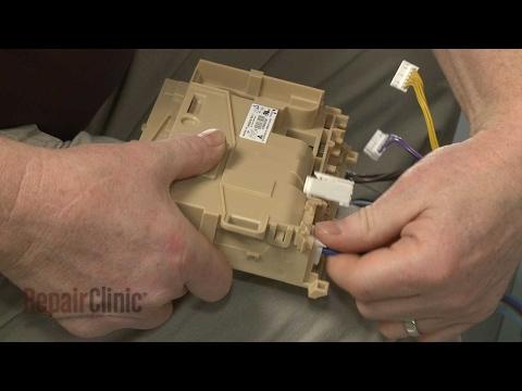 Control Board - Whirlpool Dishwasher Repair