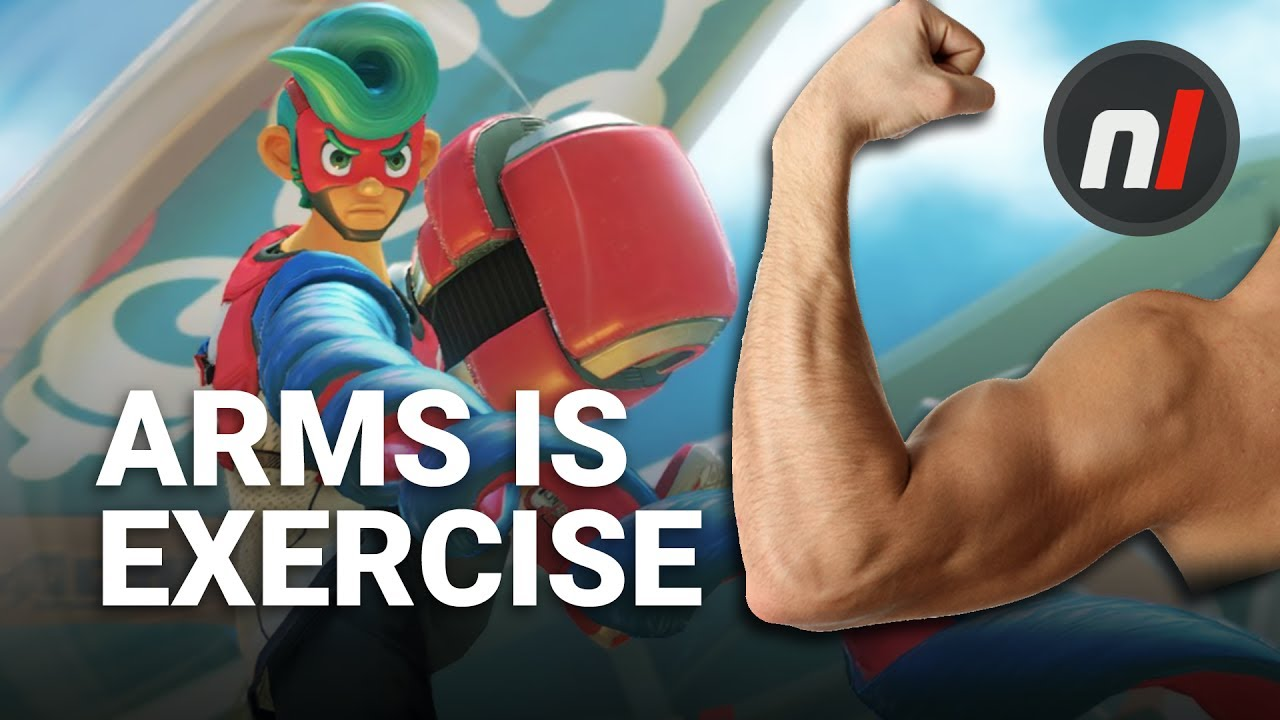 Believe It Or Not Playing Arms Is Exercise Arms On