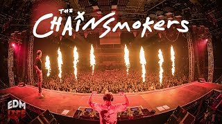 The Chainsmokers @ Tipsport Arena Prague 2018 | Drops Only |