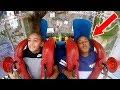 Kids Passing Out - GIRLS | Funny Slingshot Ride Compilation