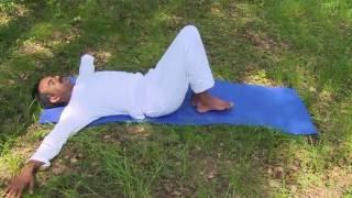 Профилактическая йога: БОЛИ В СПИНЕ (видеоурок)