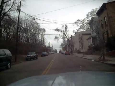 Driving Through Cincinnati- OTR to Clifton