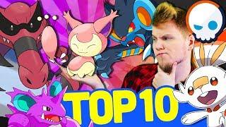 Grown Man Lists TOP 10 Favorite Pokemon! | Gnoggin