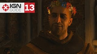 The Witcher 3: Hearts of Stone Walkthrough - Dead Man
