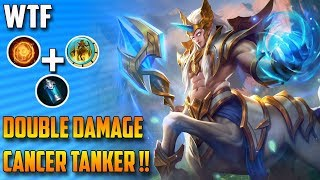 WTF This Tank !! Double Damage Hylos Kill 8 Assist 13 Cancer Tanker by Top 1 Hylos Kolia