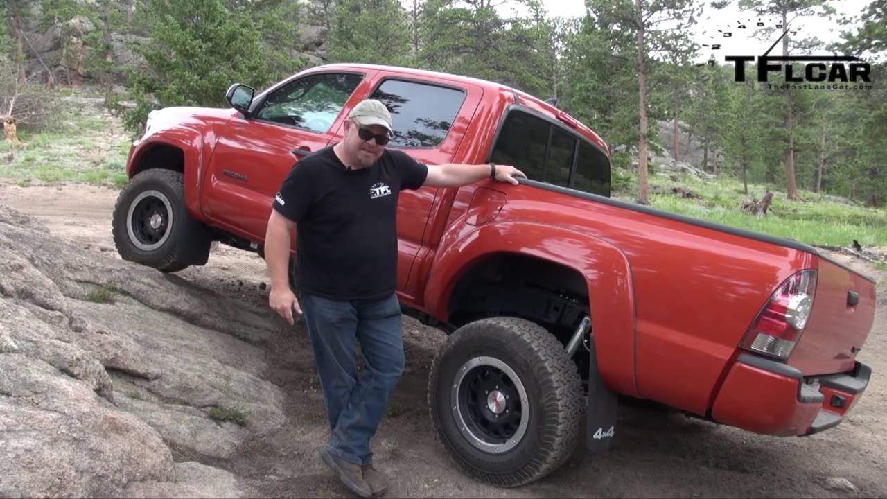 tacoma trd autoweek reviews trdpro review toyota notes car cab article double pro