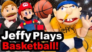 SML YTP: Jeffy Plays Basketball!