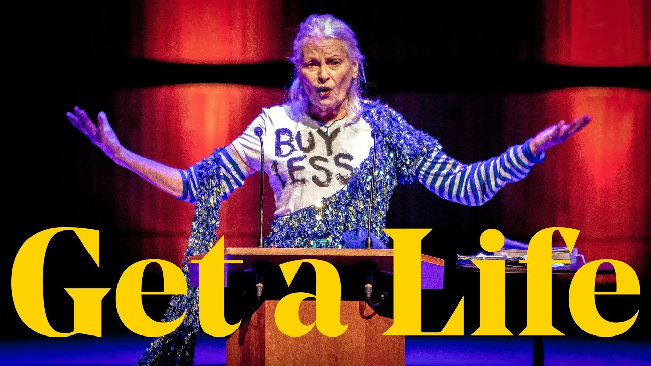 8472fa6d01e Vivienne Westwood: Get a Life - Highlights - YouTube