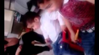 بلال المصري في لبنان  مع اطفال حلوين