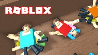 ALL THE PEOPLE TURNED INTO BOOKS! | Roblox Escape the Library Obby | MicroGuardian
