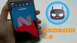 cm14 android 7 0 for samsung galaxy j7