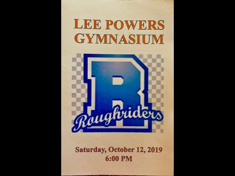 Lee Powers Gymnasium Full Ceremony Roosevelt Magnet School Peoria, IL