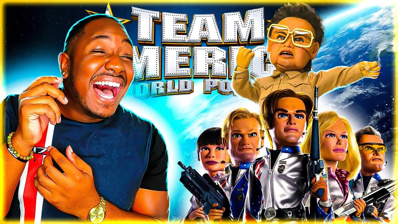 TEAM AMERICA: WORLD POLICE | Movie REACTION *FIRST TIME WATCHING* Controversial Is A UNDERSTATEMENT!