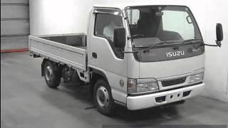 2004 ISUZU ELF TRUCK 4WD NHS69EA