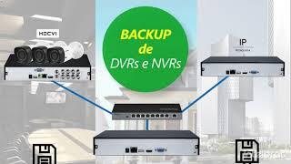 DVR ou NVR? Veja os Diferencias e os benefícios.