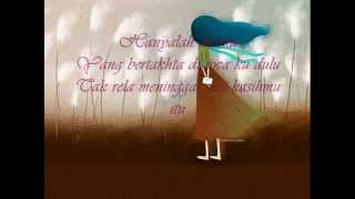 Untuk Terakhir Kali   Marsha Af (lyrics)