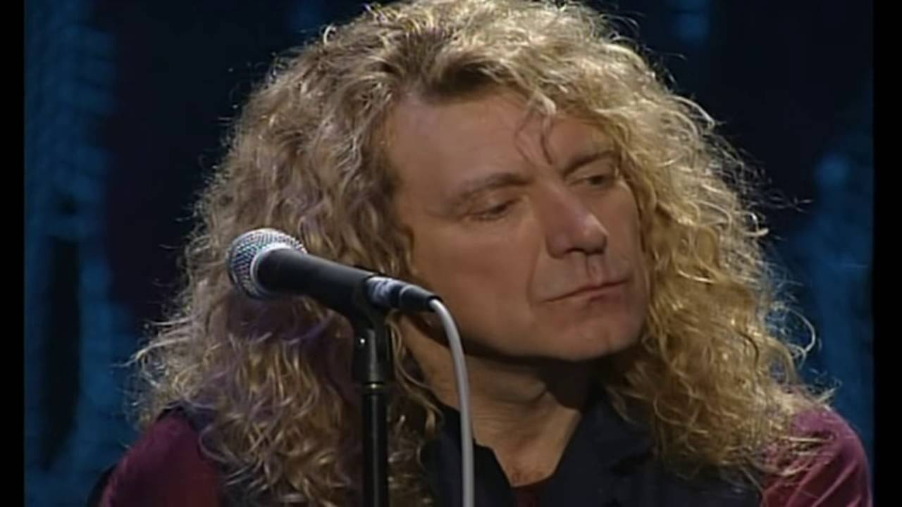 Resultado de imagen de The Rain Song - Jimmy Page & Robert Plant HD [No Quarter 1994]