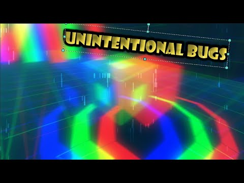 Finding Unintentional Bugs in a Game Made With Intentional Bugs