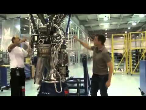 Компания SpaceX на русском