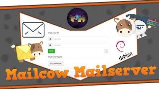 Mailserver unter Debian / Ubuntu installieren - Mailcow (vServer & KVM)