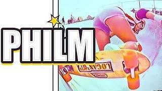 Philm - Обзор фото-видео редактора на андроид - Скачать