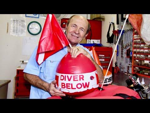 Scuba Tech Tips: Dive Flags And Floats - S05E02