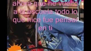 Stay My Baby-Miranda Cosgrove(Traducido Al Español)