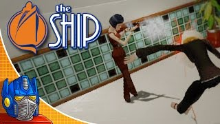 C-MAN ADVENTURES! | The Ship (Funny Shenanigans)